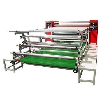 roller heat press
