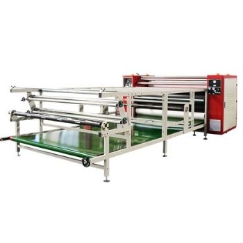 heat transfer roller press
