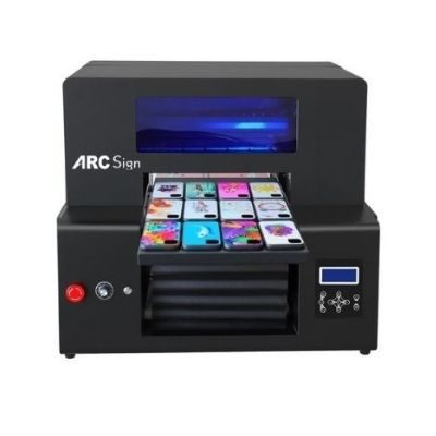 Uv Priting machine for mobile cover printing